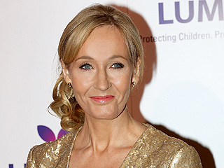 J.K. Rowling Fires Back at Dumbledore's Homophobic Critic