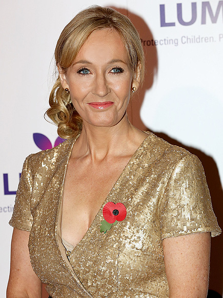 J.K. Rowling Sends a Letter (and Wand) to Texas Shooting Survivor