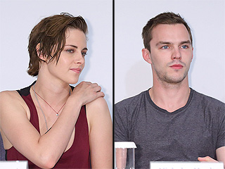 What Did Kristen Stewart and Nicholas Hoult Say About Their On-Screen Pairing?