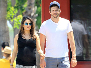 Ashton and Mila Are 'Incredibly Excited' for Their Daughter to Arrive