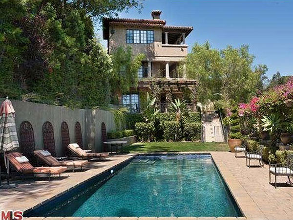 Mischa Barton's Home in Foreclosure| Mischa Barton
