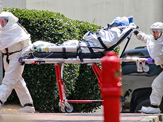 Second American Ebola Victim Nancy Writebol Arrives in Atlanta