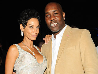 PHOTO: Nicole Murphy Steps Out with Former NBA Star