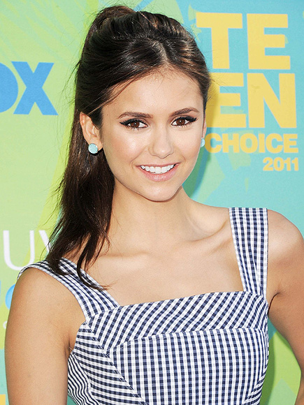 Nina Dobrev Responds to Dating Rumors with Photo