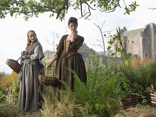 Outlander Recap: Claire's Not in Kansas Anymore