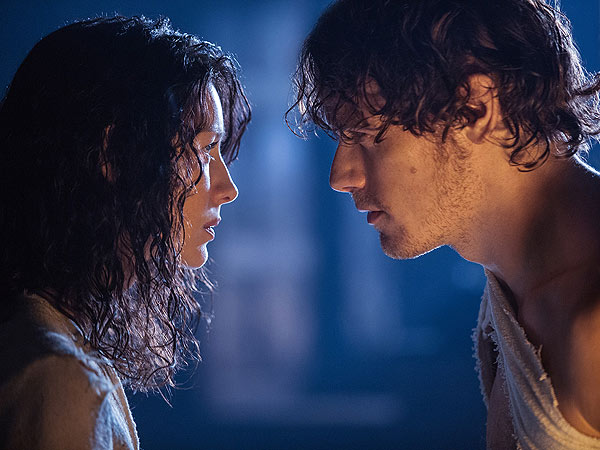 Outlander Premiere Recap: The Time-Traveling Wife| Outlander, TV News