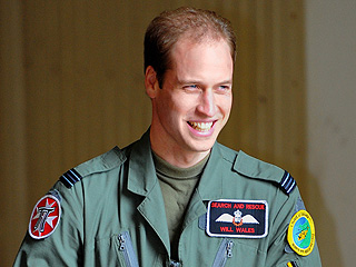 Prince William Flying High with New Job