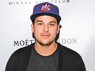 Aww! Rob Kardashian Shares Adorable Photo of Niece North