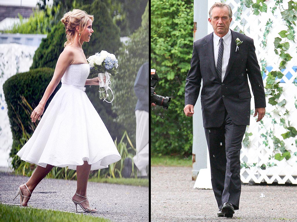 Cheryl Hines Marries Robert F. Kennedy Jr.| Marriage, Weddings, Cheryl Hines, Robert Kennedy Jr.