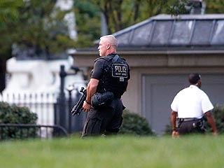 Secret Service Under Scrutiny After Knife-Wielding Man Breaches White House