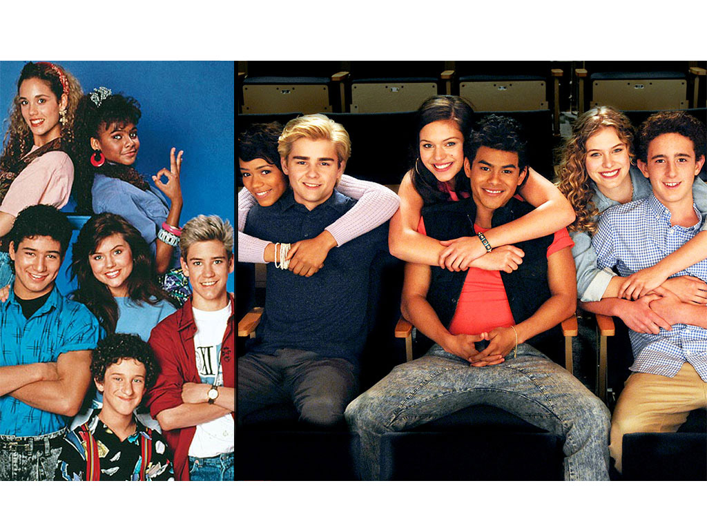 Unauthorized Saved by the Bell Trailer: Take a Peek