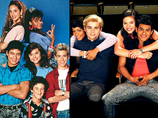 Take a Peek at The Unauthorized Saved by the Bell Story