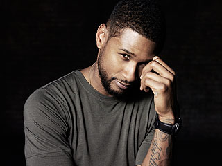 How Usher's Mom Inspired Him to Give Back