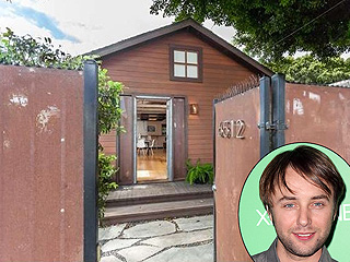 Mad Men's Vincent Kartheiser Selling Hollywood Home – & Look How Tiny It Is!