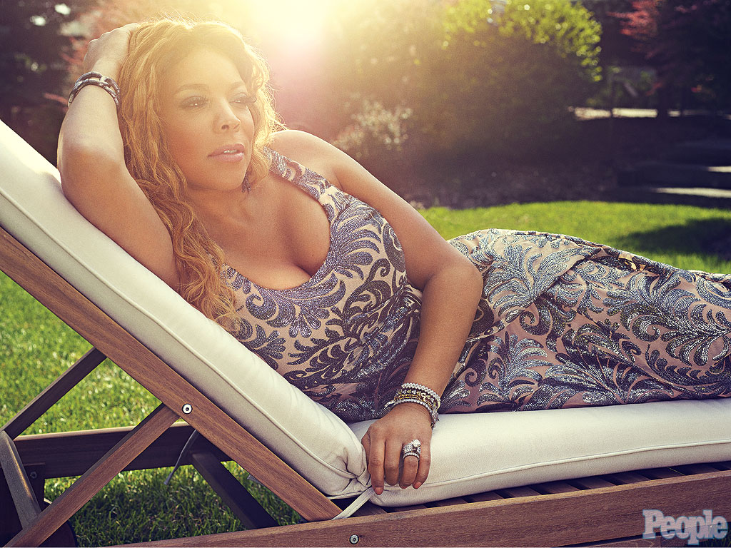 Wendy Williams, Talk Show, Painful, Past, 50, Middle-Aged, Birthday