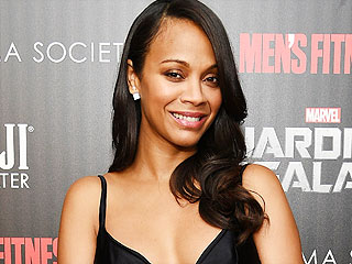 What Does Zoë Saldana Look for in a Man?