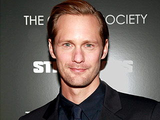 Alexander Skarsgard Joined The Giver to Work with Meryl Streep | Alexander Skarsgard