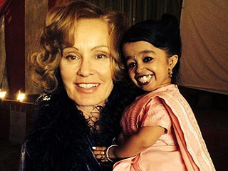 American Horror Story Casts World's Smallest Woman   Jessica Lange