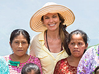 Diane Lane's 'Unforgettable' Mother-Daughter Trip to Africa | Diane Lane