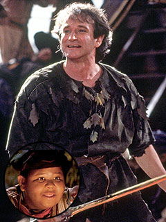 Hook Costar on Robin Williams: 'He Was Truly Peter Pan'