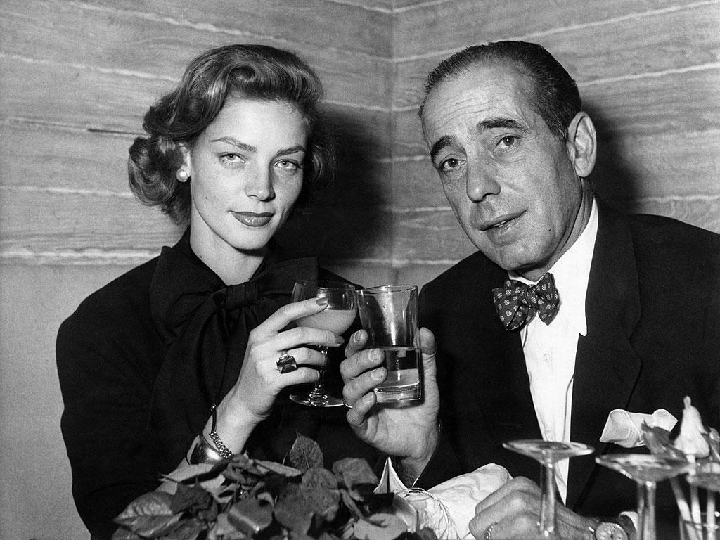 Inside Lauren Bacall's Life with Bogey