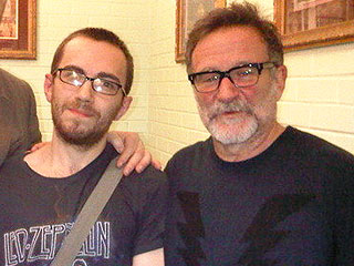 Comedian Jamie Kilstein: How Robin Williams Helped Me Out of My Depression