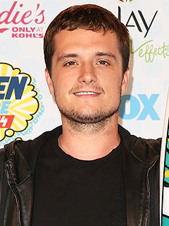 Josh Hutcherson's Sadness over Wrapping Hunger Games Makes Us Sad | Josh Hutcherson