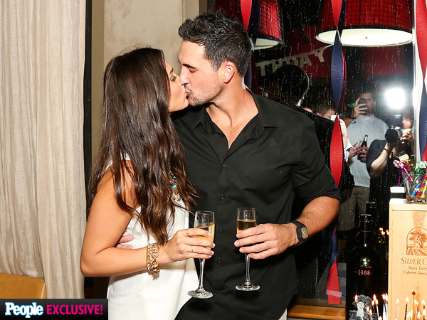 Inside Andi Dorfman's Surprise Birthday Bash for Josh Murray: Get the Scoop!| Couples, The Bachelorette, Birthday, TV News, Andi Dorfman