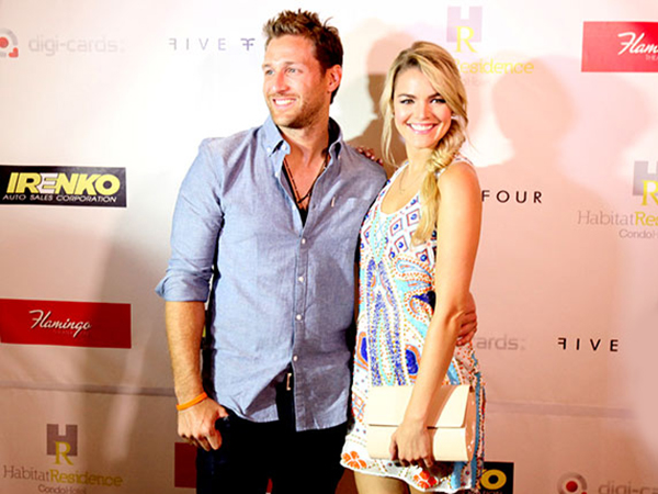 Inside Juan Pablo Galavis's Birthday Bash – See the Photos and Video!| Couples, The Bachelor, Birthday, Juan Pablo Galavis, Nikki Ferrell