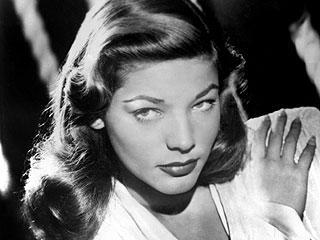 Screen Legend Lauren Bacall Has Died