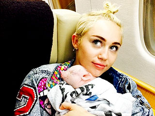 Meet Miley Cyrus's New Pet Pig Bubba Sue!
