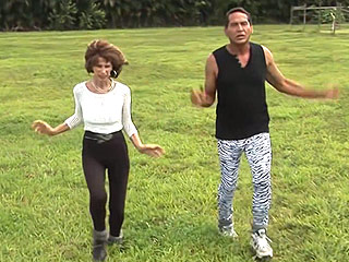The Prancercise Lady Is Back with a New Video! (Spoiler Alert: It's Epic)