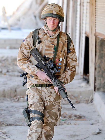 Prince Harry 'Never Prepared' Himself for What He Saw in Afghanistan