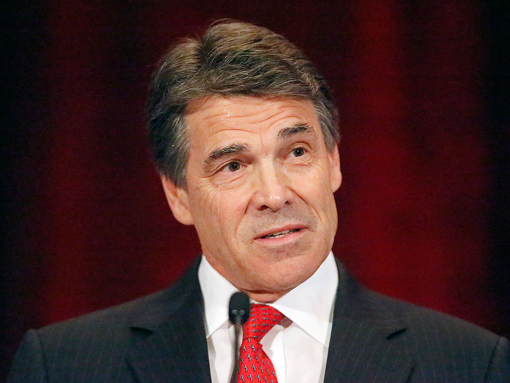 Texas Governor Rick Perry Indicted
