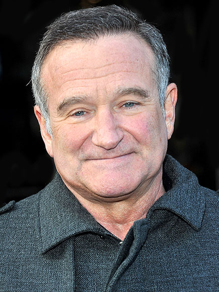 Robin Williams Mourned at Funeral