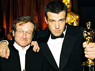 Ben Affleck Thanks Robin Williams for 'Making My Dreams Come True'