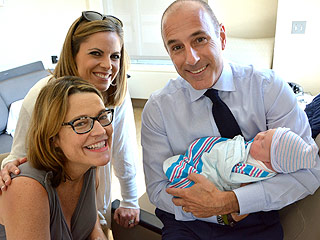 Savannah Guthrie Gushes About Baby Vale: 'I Feel Like Life Just Started' | Savannah Guthrie