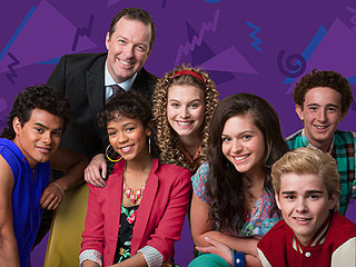 Does The Lifetime Movie Cast Look Like the Saved by the Bell Stars?