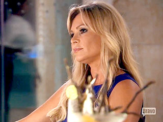 RHOC: Tamra Barney Storms Off After a Showdown Over Her Lies