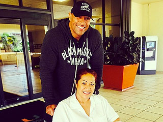 Dwayne 'The Rock' Johnson's Mother Released from Hospital After Car Accident