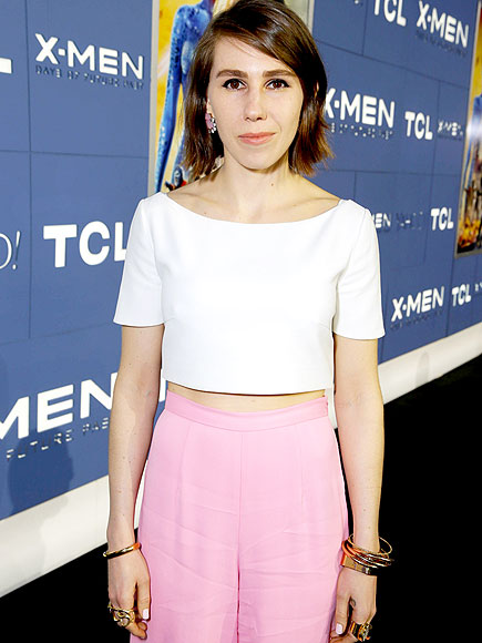 Zosia Mamet: 'I've Struggled with an Eating Disorder Since I Was a Child'