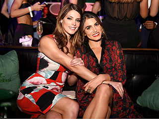 VIDEO: Ashley Greene and Nikki Reed's Twilight Reunion | Ashley Greene, Nikki Reed
