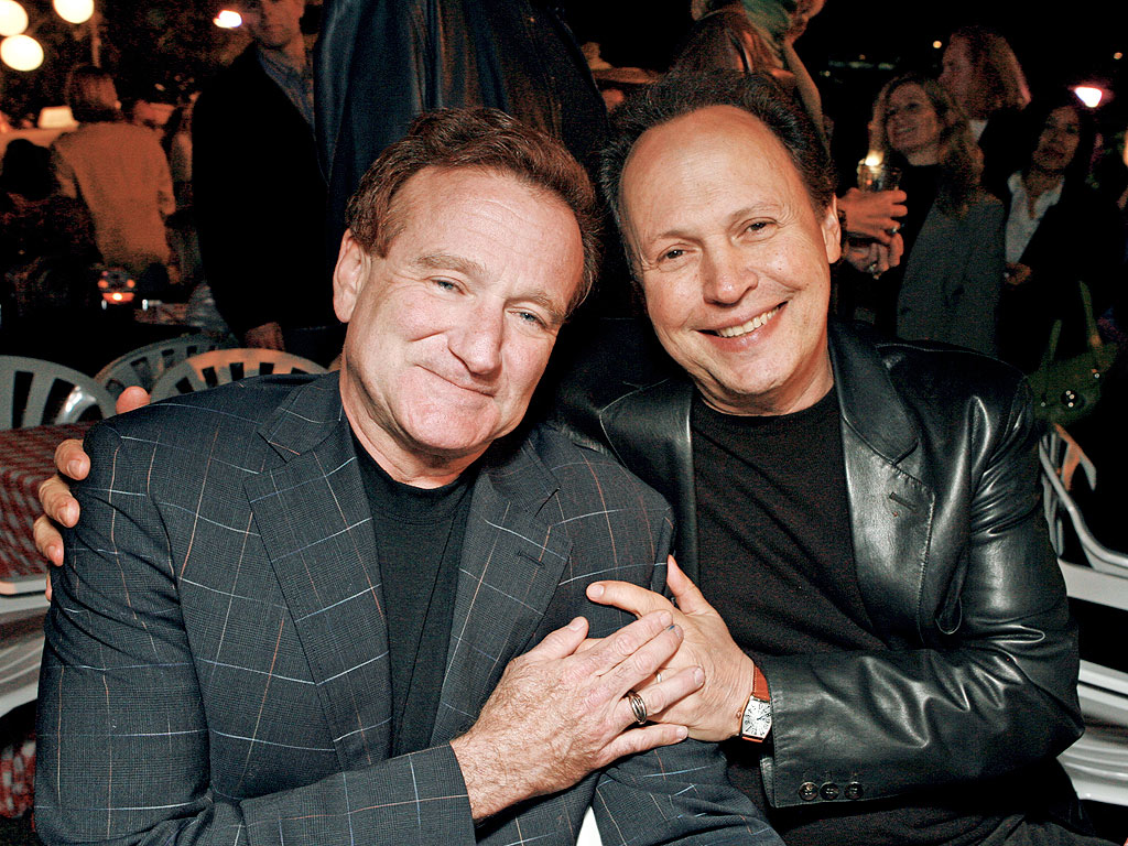 Billy Crystal to Honor Robin Williams at Emmys