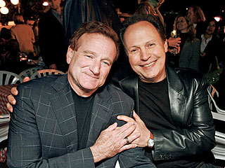 Billy Crystal Honors Robin Williams in Touching Tribute