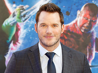 Chris Pratt Visits Sick Kids as Guardians of the Galaxy Star-Lord