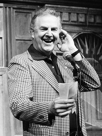 Don Pardo, Legendary Voice of SNL, Dies   Don Pardo