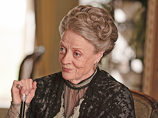 Why Downton Abbey's Maggie Smith Should Win an Emmy