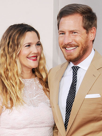 Drew Barrymore Thrift Shops, Has Date Night with Husband on Nantucket