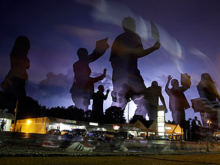 Inside Ferguson as Protests Continue