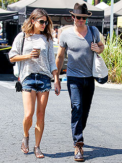 Ian Somerhalder 'Very Serious' About Nikki Reed: Source | Ian Somerhalder, Nikki Reed
